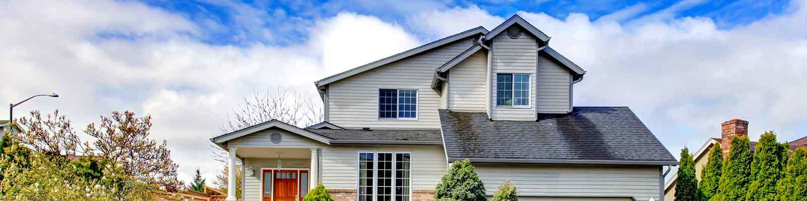 Calgary Elite Roofing home