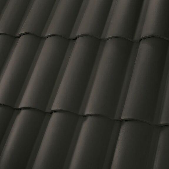 Black Clay tile