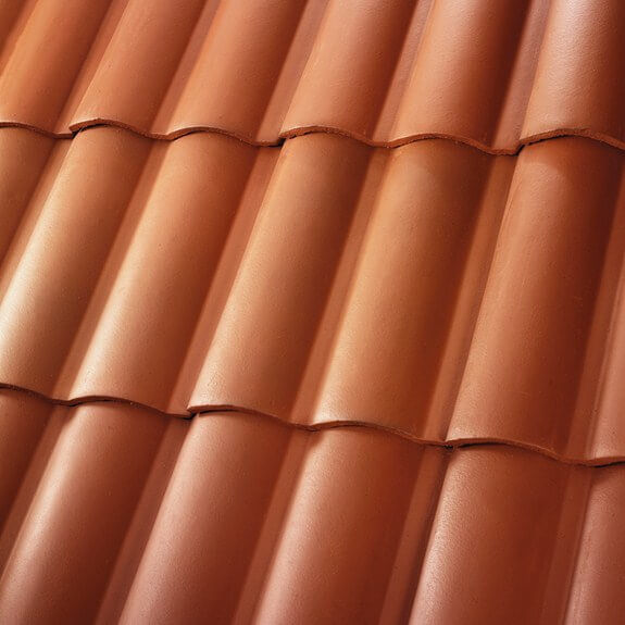 Classic Red Clay Tile
