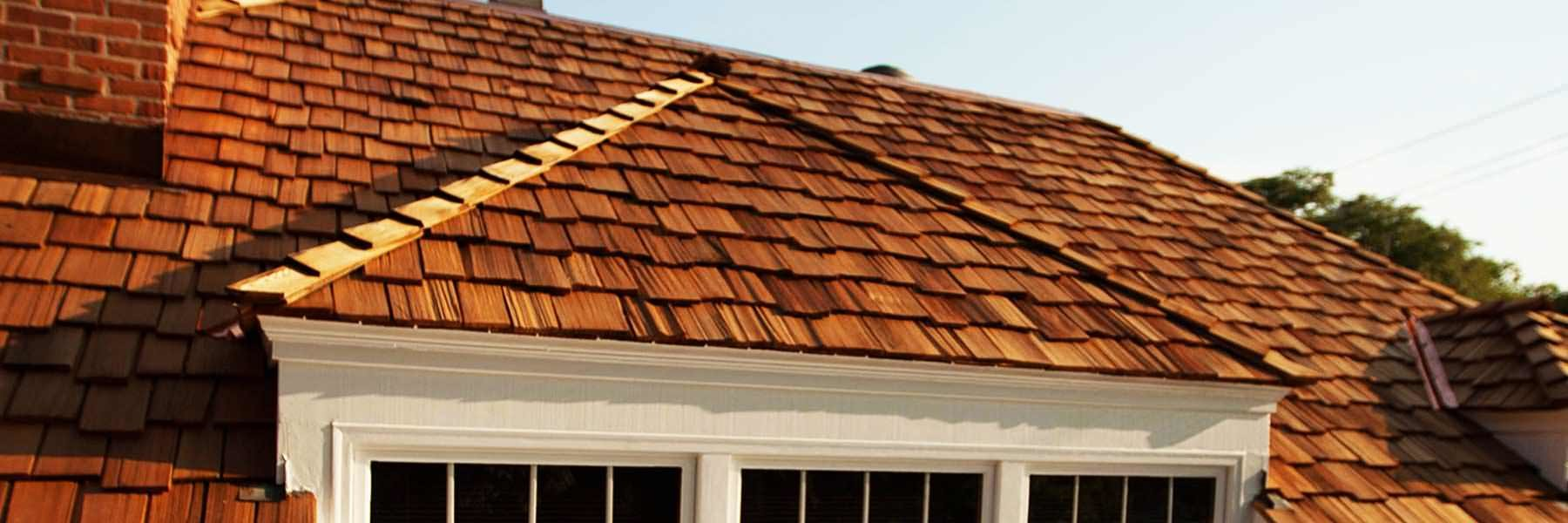 Elite Cedar Roof House