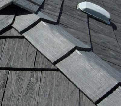 EuroShake Handsplit Shingle