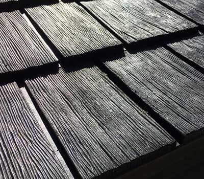 Harvest Shake Rubber Shingle