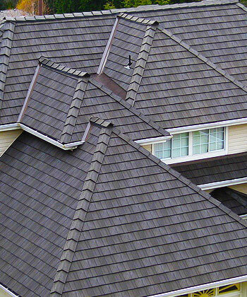 Rubber Shingle Roof