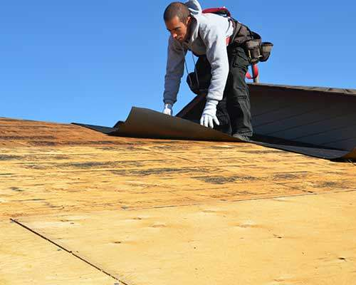 Roof Repair Technician