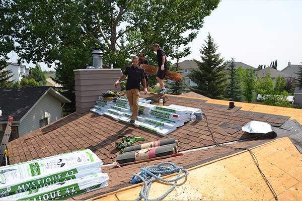 Roof Replacement in Calgary