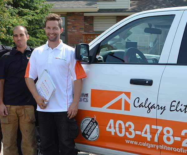 Team Calgary Elite Roofing