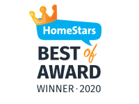 Best of Calgary Homestars Logo