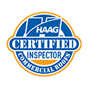 HAAG Commercial roof Inspector Logo