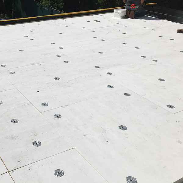 Commercial Roofing Application