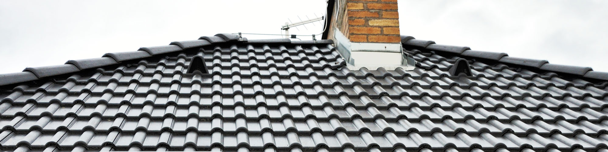 Conrete Tiled Roof