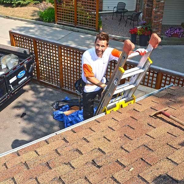 Roof Repair Inspection